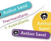 Signoo, étiquettes thermocollantes et autocollantes.